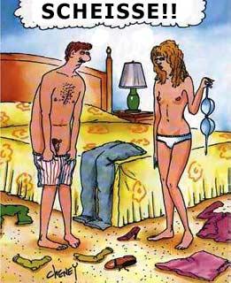 Scheisse Comic